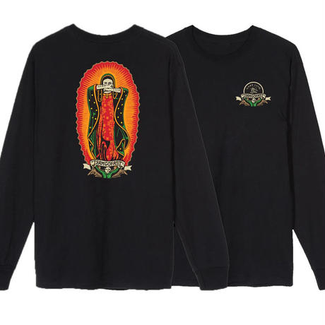 HARD LUCK BURST LADY G L/S TEE