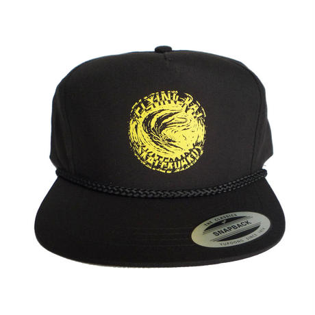 ANTI HERO FLYING RAT SNAPBACK CAP