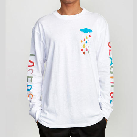 RVCA BEAUTIFUL LOSERS L/S TEE
