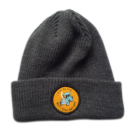 ANTI HERO JALOPI SKATE CO.  CUFF BEANIE