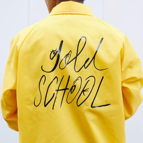 GOLD SCHOOL SPORTSMASTER COACH JACKET