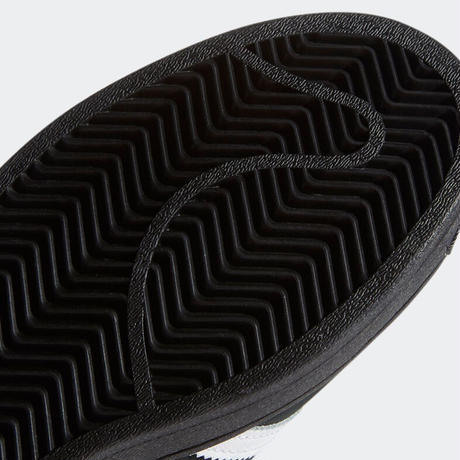 ADIDAS SKATEBOARDING SUPER STAR SHOES CORE BLACK / FOOTWEAR WHITE / GOLD METALLIC