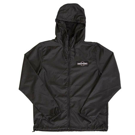 INDEPENDENT O.G.B.C. PATCH HOODED WINDBREAKER JACKET