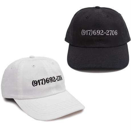 CALL ME 917 DIALTONE CAP
