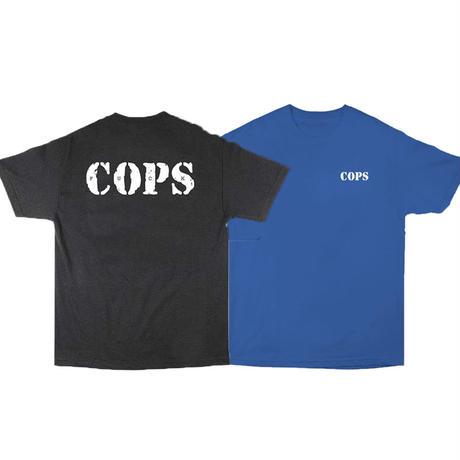 HARD LUCK COPS TEE