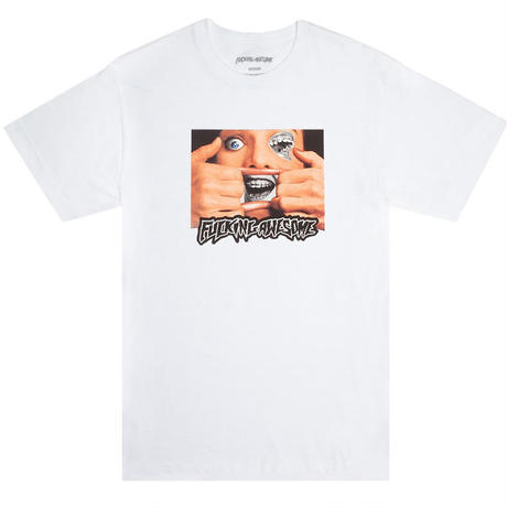 FUCKING AWESOME BRACE FACE TEE