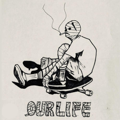 OURLIFE CRUISER MUMMY PULLOVER HOODIE