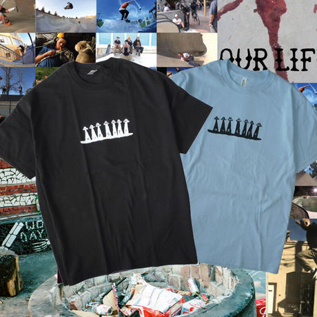 OURLIFE ABDUCTION TEE