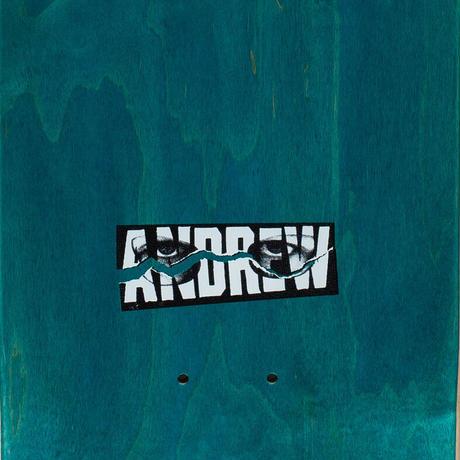 HOCKEY ANDREW ALLEN EJECT DECK (8.25 x 31.79inch)