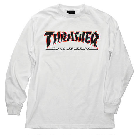 SALE! セール! INDEPENDENT x THRASHER TTG L/S TEE