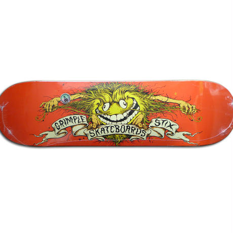 ANTI HERO GRIMPLE EAGLE TEAM COLLAB DECK (8.28 x 31.65inch)