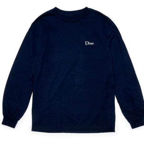 DIME CLASSIC LOGO L/S TEE