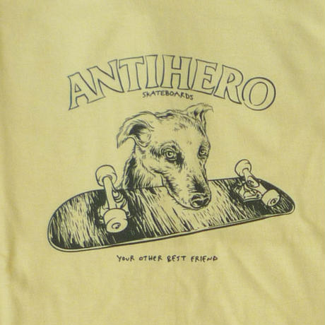 ANTI HERO BEST FRIEND TEE