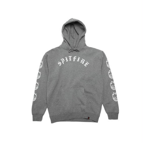 SPITFIRE OLD E PULLOVER  HOODIE