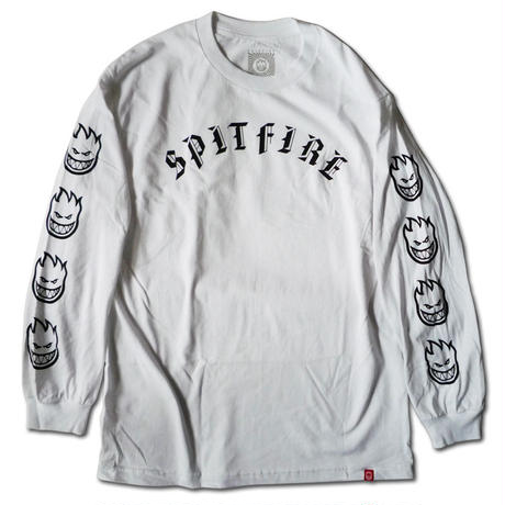 SPITFIRE OLD E L/S TEE