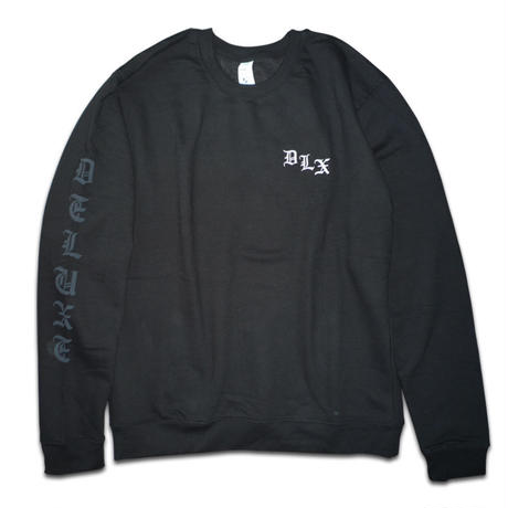 DLXSF DEDICATED TO MADNESS CREWSWEAT