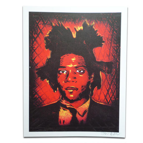 LOST HIGHWAY BASQUIAT POSTER