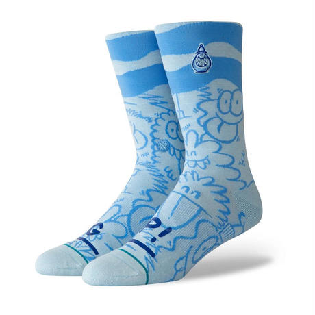 STANCE KEVIN LYONS WAVE CREW SOCKS