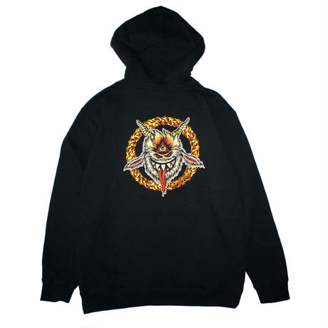 SPITFIRE TOUCH OF SATAN PULLOVER HOODIE