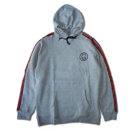 SPITFIRE CLASSIC  SWIRL STRIPE PULLOVER  HOODIE