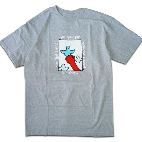 KROOKED KNOCKOUT POWER TEE