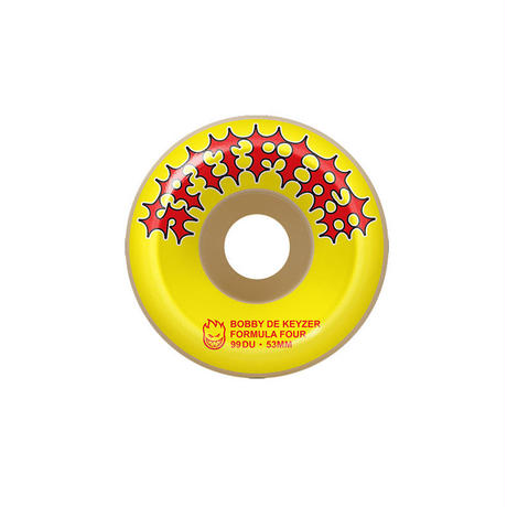 SPITFIRE BOBBY DE KEYZER TWO STROKE  WHEELS FORMULA FOUR CONICAL FULL SHAPE