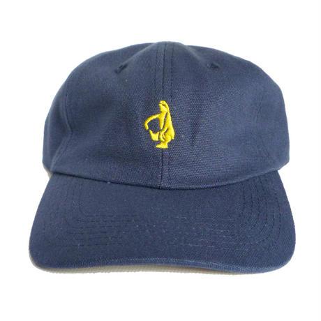 KROOKED SHMOLO EMBROIDERY STRAPBACK CAP