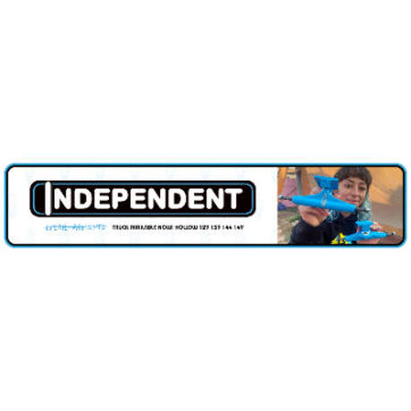 INDEPENDENT LIZZIE ARMANTO HOLLOW TRUCKS 139 / 144