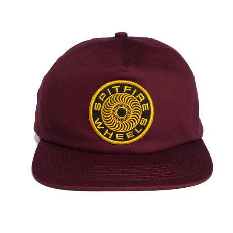 SPITFIRE CLASSIC 87' SWIRL PATCH SNAPBACK CAP