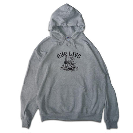 OUR LIFE PALLET LIFE HOODIE