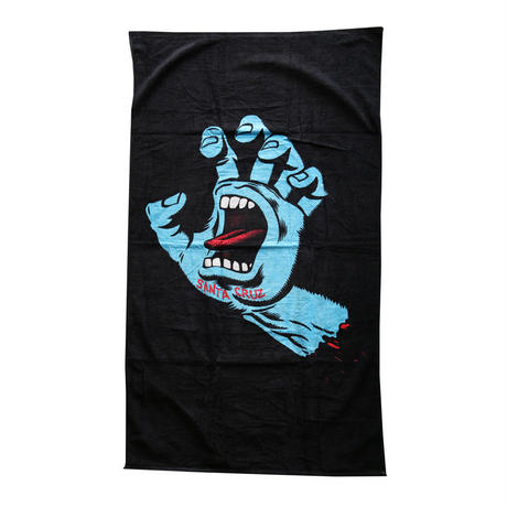 SALE! セール! SANTA CRUZ SCREAMING HAND TOWEL