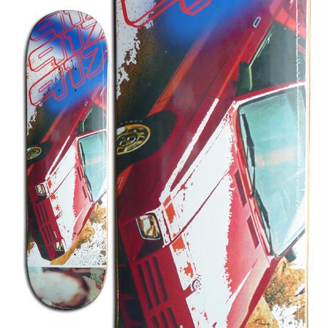 CALL ME 917 ART SCHOOL CAR DECK (8.25 x 32.36inch)