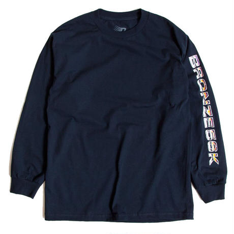BRONZE 56K SHOULDER LEAN L/S TEE