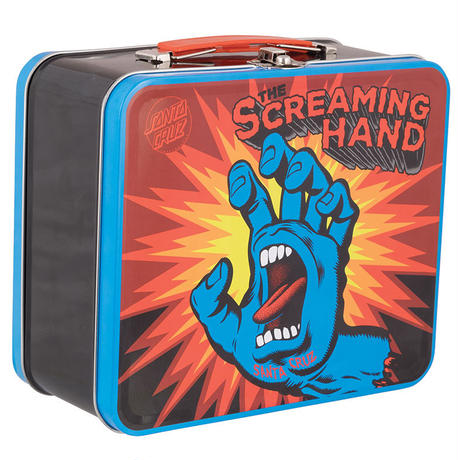 SANTA CRUZ SCREAMING HAND LUNCH BOX