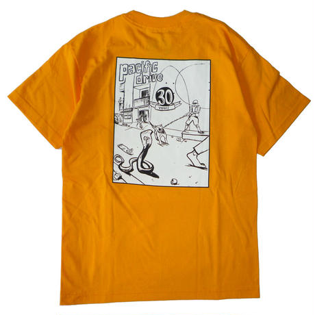 PACIFIC DRIVE x NEIL BLENDER 30 YEAR ANNIVERSARY TEE