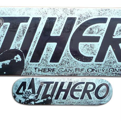 ANTI HERO HIGHLANDER HERO PP DECK (8.25 x 32inch)