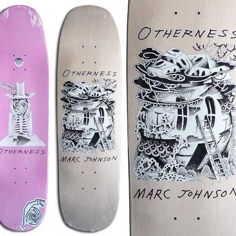 OTHERNESS MARC JOHNSON BY DERRICK SNODGRASS DECK (8.75 x 31.7inch)