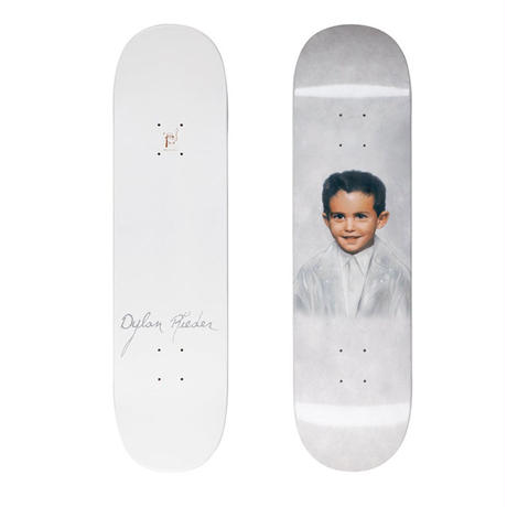 FUCKING AWESOME DYLAN RIEDER WHITE DECK  (8.25 x 31.75inch)