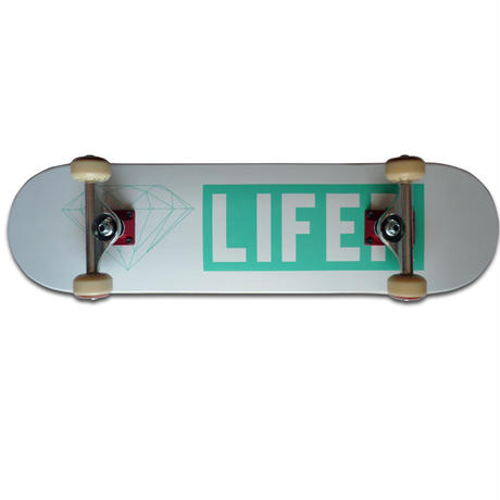 DIAMOND SUPPLY CO. LIFE LOGO COMPLETE SET  (8 x 31.6inch)