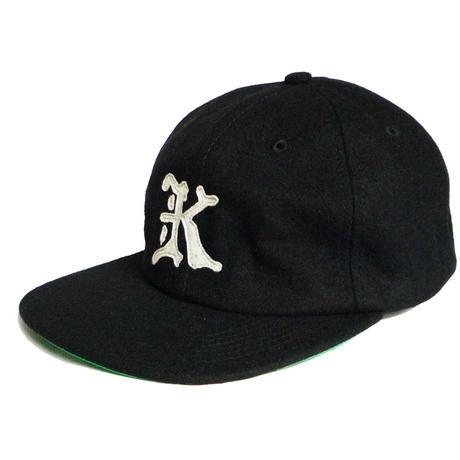 KROOKED K LOVE STRAPBACK CAP