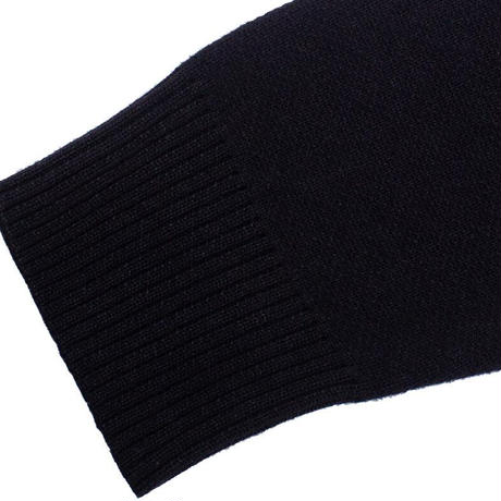HOCKEY KNITTED POLO SWEATER