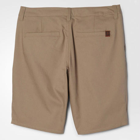 ADIDAS GLAZED STRETCH  CHINO SHORTS