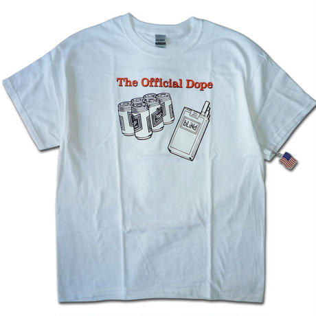 DEAR, EARLY BLIND AND VIDEO DAYS COLLECTION OFFICIAL DOPE TEE