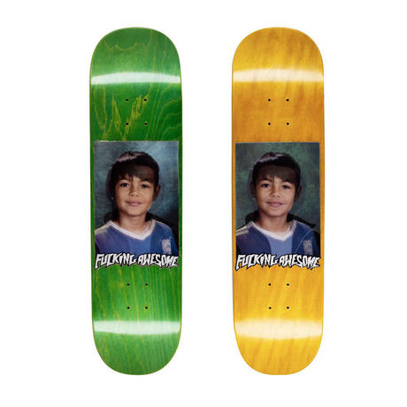 FUCKING AWESOME  SEAN / SAGE HOLOGRAM DECK  (8.25 x 32inch)