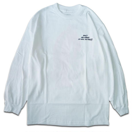 REAL x UNITY SKATEBOARDS  L/S TEE
