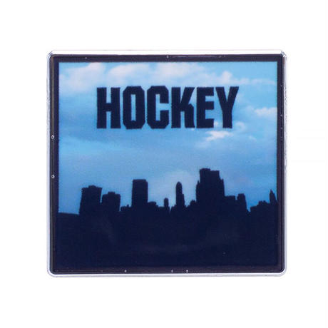 HOCKEY SIDE TWO PINS