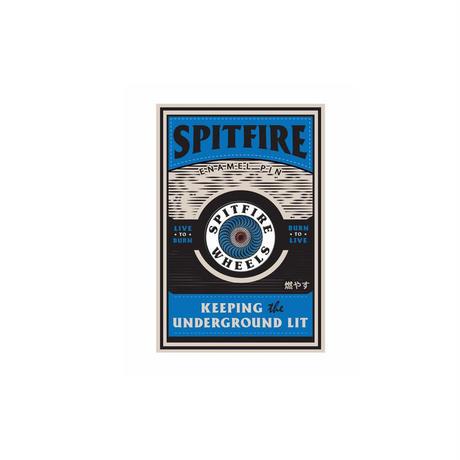 SPITFIRE OG CIRCLE LAPEL PIN