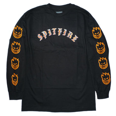 SPITFIRE HELLFIRE OLD E L/S TEE