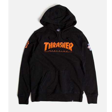 THRASHER x SF GIANTS STRIKER HOODIE