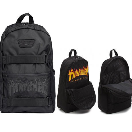 VANS x THRASHER AUTHENTIC III SKATE PACK BACKPACK